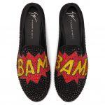 G BUBBLE - 乐福鞋 - 黑色 - Giuseppe Zanotti中国官方网站