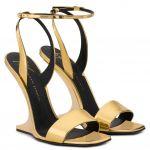 PICARD - 涼鞋 - 金 - Giuseppe Zanotti中国官方网站