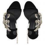 FLEUR - 黑色 - 凉鞋