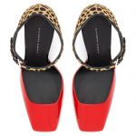 LEANDRA - 红色 - 凉鞋