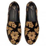 FLORAL - 青铜色 - 乐福鞋