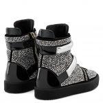 MOONSHOT - 靴子 - 黑色 - Giuseppe Zanotti中国官方网站