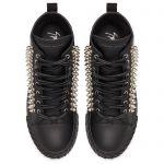 BLABBER - 黑色 - 高帮运动鞋