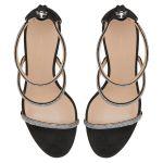 HARMONY STRASS - 黑色 - 凉鞋