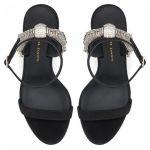 JAMILA - 黑色 - 凉鞋
