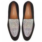 GARRISON STRASS - 黑色 - 乐福鞋