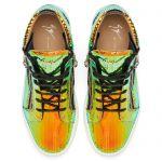 KRISS - 拼色 - 中帮运动鞋