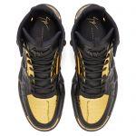 TALON - 金色 - 高帮运动鞋