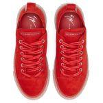 BLABBER JELLYFISH - 红色 - 低帮运动鞋