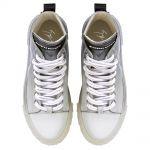 BLABBER - 灰色 - 中帮运动鞋