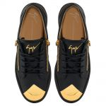 FRANKIE STEEL - 黑色 - 低帮运动鞋
